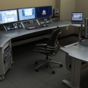 SmartTrac v2 ST3 Edit Suite with rear workstation