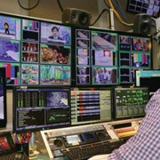 PBS network moves toward large screen displays in their facilities