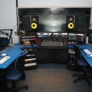 Recording Studio with Custom TBC Consoles