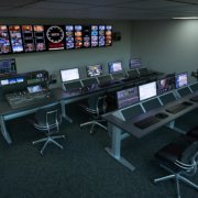 SmartTrac Production Control Room