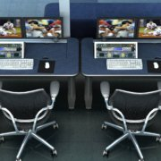 Custom SmartTrac workcenter (Major League Baseball)