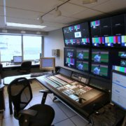 Production Control Broadcast Furniture