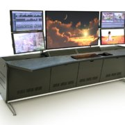 ControlTrac LT 3B Control Room Console