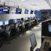 Consoles and workstations for Madison Square Garden