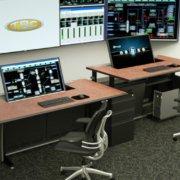ControlTrac-E Network Operations Center