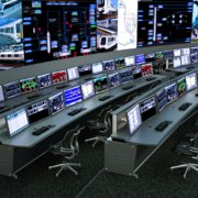 Control Room Furniture - intelliTrac HD