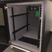 Custom Sound Dampening Cart