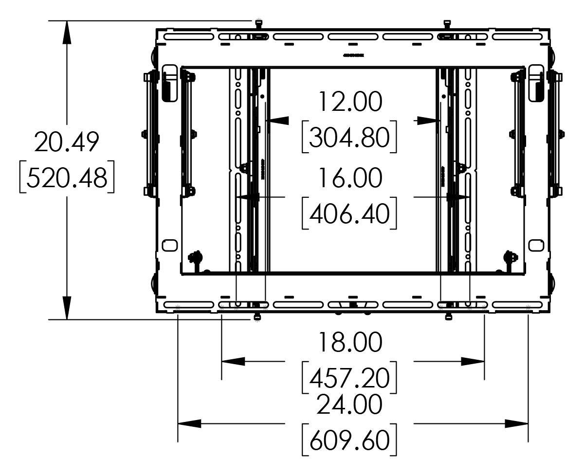 AM-LMV Dimensions
