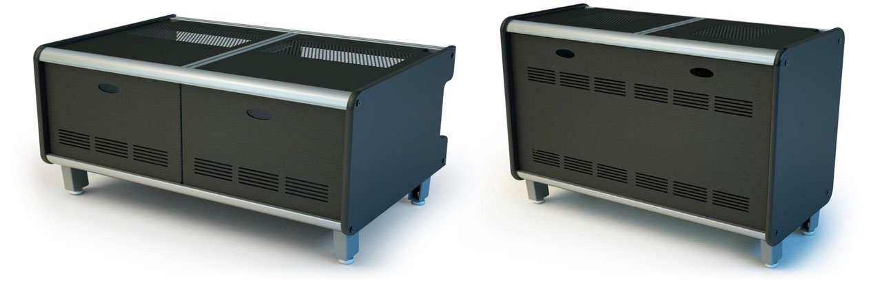 TracWall Base Cabinets