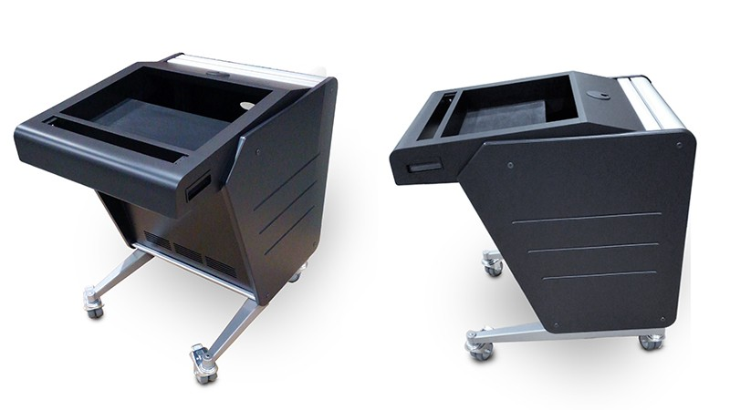 ControlTrac Mobile Cart