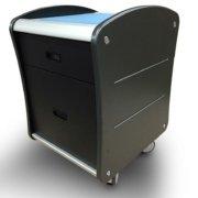 Custom SmartCart with drawers