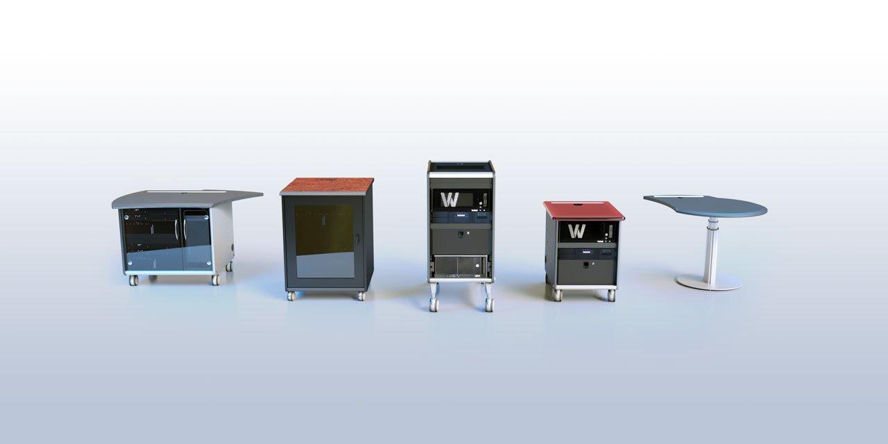 Carts & Tables