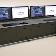 Linear ControlTrac LT with custom end panels