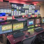 Sports Broadcast Control Room (c) 2018 Enrique Samson