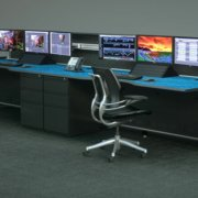 ControlTrac LT with base cabinets