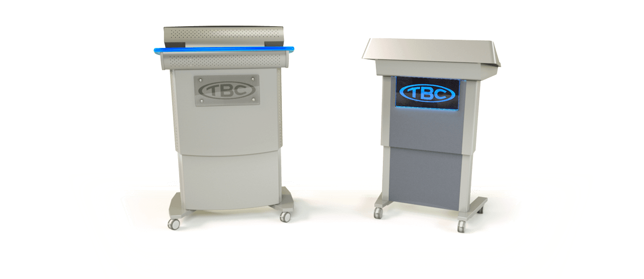 Preconfigured Lecterns