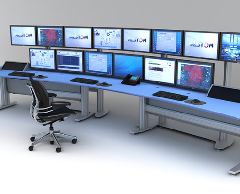 TBC builds Process Control and Safety Consoles for Chevron Thailand