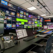 Broncos Sports Broadcast Console (c) 2017 Inckx Photography