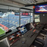 Denver Broncos Control Room - (c) 2017 Inckx Photography
