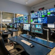 Bi-Level SmartTrac in Dallas Cowboys Control Room