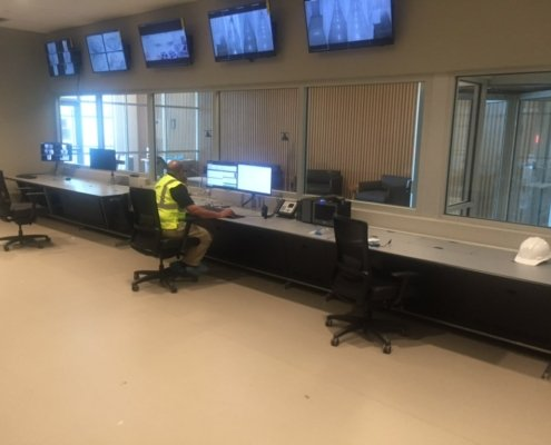 TBC Control Room Furniture