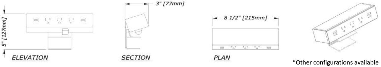 AC-PD4-USB Specs