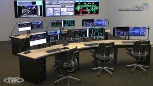 Control Room Consoles